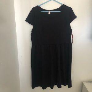 Little black dress size 2x